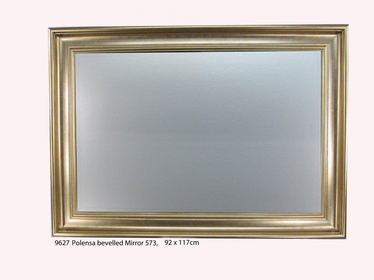 30 x 40 mirror. 30 X 40 Mirror, Frame 573 Polensa Mirror